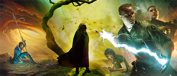 Top 30 Most-Anticipated Science Fiction and Fantasy Novels Coming in 2014