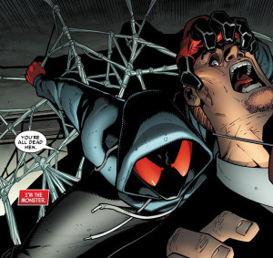 Scarlet Spider: an awesome anti-hero